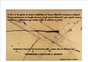 locandina  aquila- napoli 18-19
