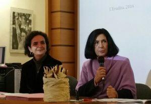 Consuelo Valanzuela e Fiorenza Taricone