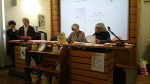 Anna Maria Robustelli e Gabriella Gianfelici per Donna e Poesia