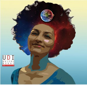 Immagine manifesto del 16° Congresso dell'UDI