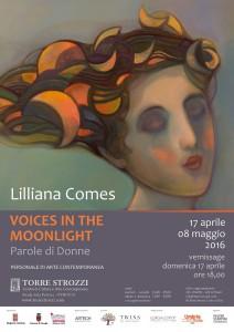 Locandina A3_Lilliana Comes