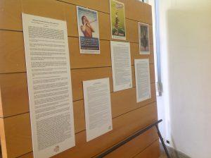 Mostra Convegno Itinerante alla Casa Internazionale delle Donne a Roma - foto di Irene Iorno