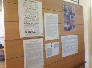 Mostra Convegno Itinerante alla Casa Intrnazionale delle Donne a Roma - foto di Irene Iorno