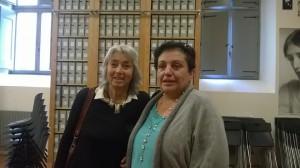 Laura Piretti e Vittoria Tola le due responsabili dell'Udi Nazionale elette al 16° congresso