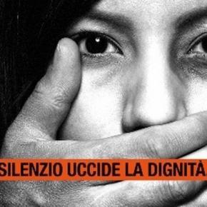 A Reggio Calabria per dire No alla violenza sulle donne, No alla Mafia, No all'omertà