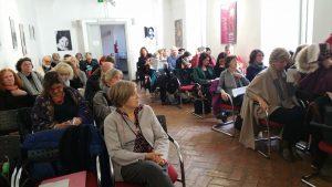 momento della premiazione - Foto di Beatrice Pisa di Monterosa