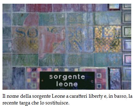 Porretta terme bo u sulle tracce dell art nouveau e del grottino