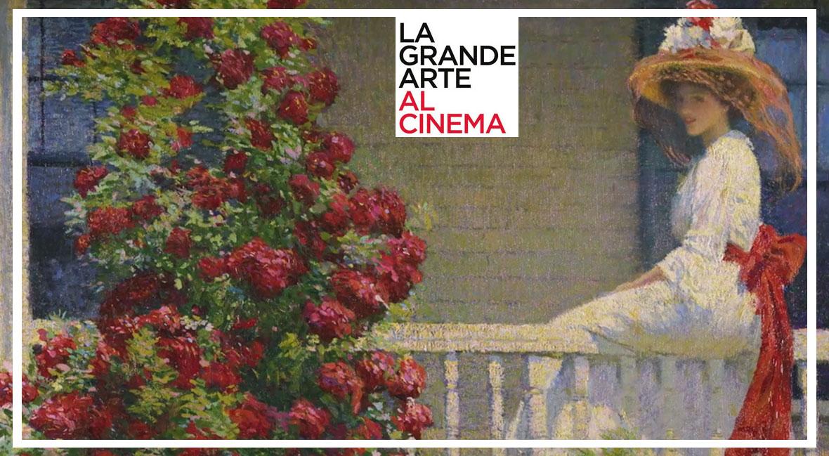 Il giardino degli artisti l impressionismo americano film di phil grabsky del 2017 il - Il giardino degli artisti ...