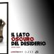 """ROMA. """"Il lato oscuro del desiderio"""", installazione performativa di Senith"""
